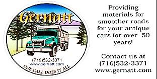 Gernatt Business Card