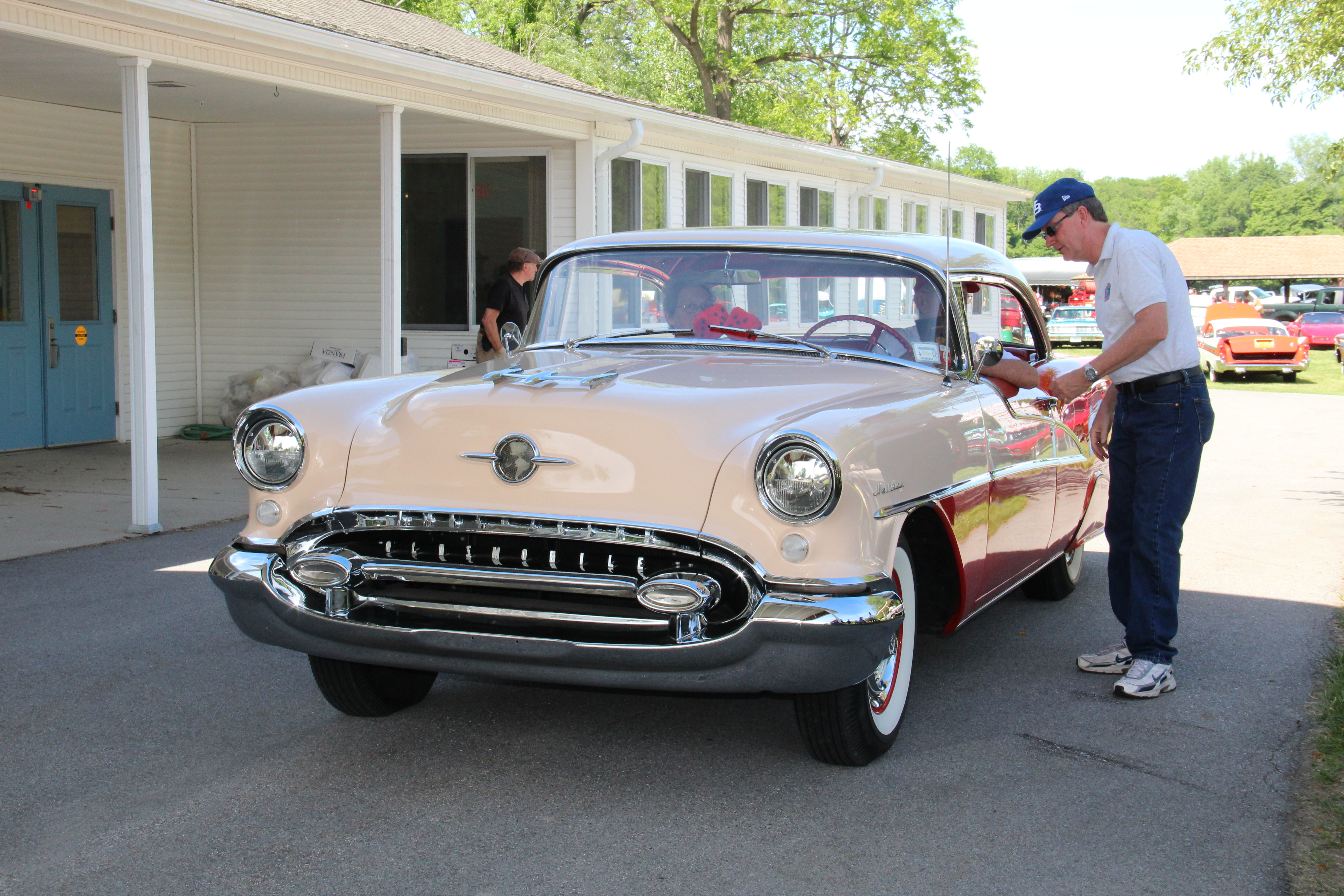 IMG_0743-Class-5-2nd-Bill-Berner-1955-Oldsmobile-98